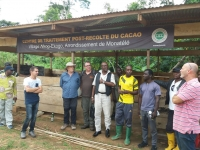 Coopérative Cameroun Reine Astrid