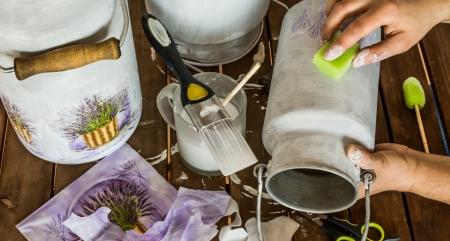 Upcycling artisanal