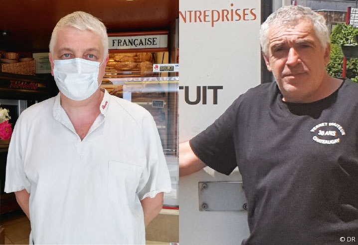 Christophe Maugard - Philippe Vernet