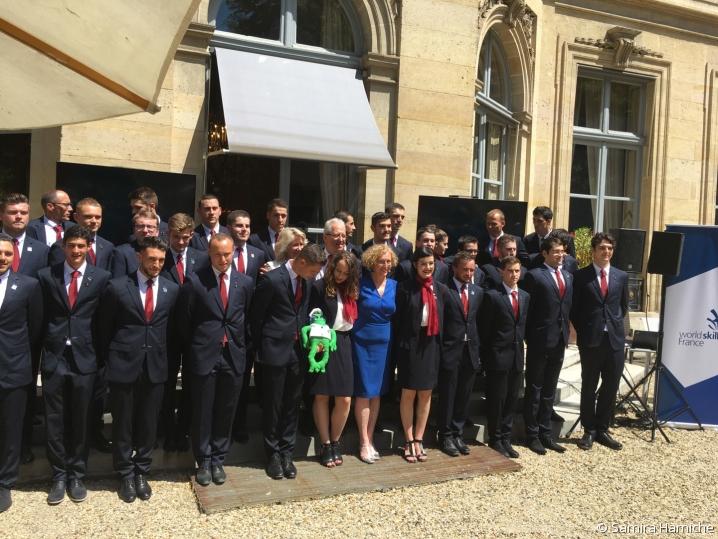 Equipe de France Euroskills