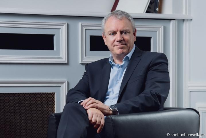 Joël Fourny, président de CMA France