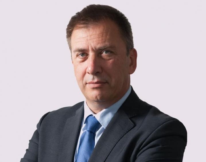 Portrait de Laurent Munerot