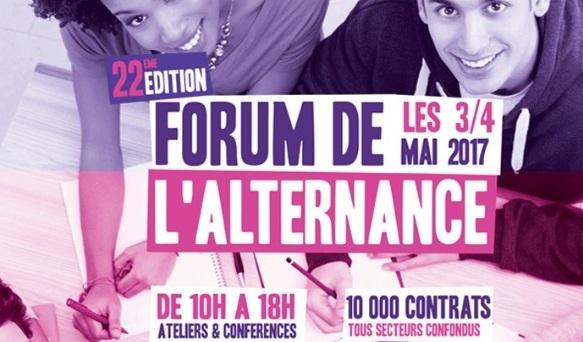 22e Forum de l'alternance