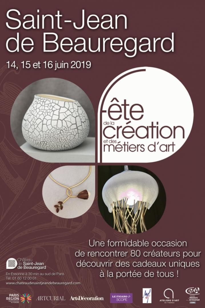 Fête de la création et des métiers d'art 2019