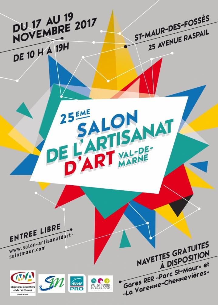 Salon de l 39 artisanat d 39 art du val de marne le monde des artisans national - Chambre des metiers de la marne ...