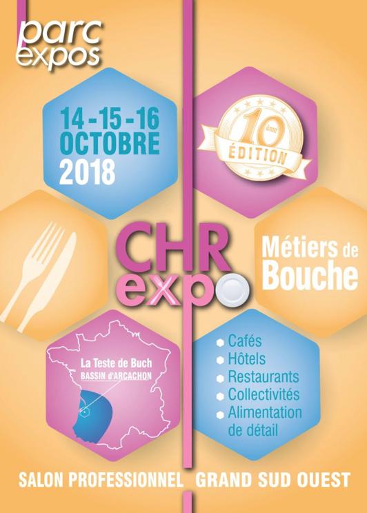 CHR Expo & Métiers de Bouche 2018
