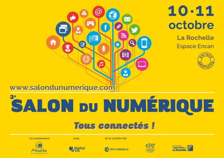 Salon du numérique La Rochelle