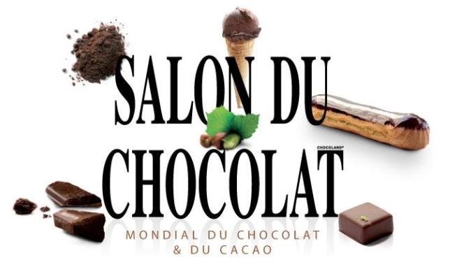 Salon du chocolat 2021