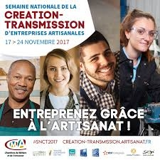 Semaine création transmission artisanale