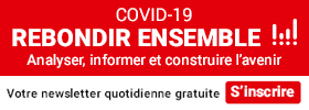 Newsletter quotidienne Covid-19