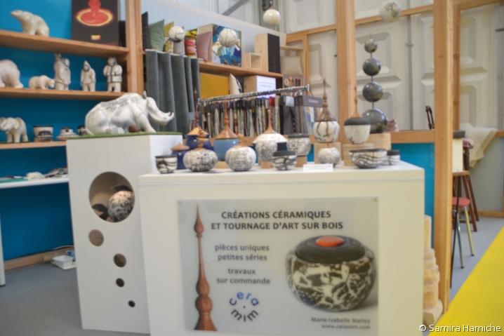 Trophées Garance 2017 stand Ceramim