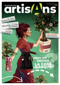 Le Monde des Artisans 128 Edition nationale
