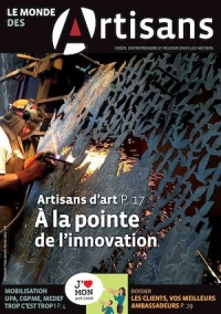 Une du Monde des Artisans 104 Edition nationale
