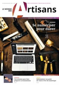 Une du Monde des Artisans 115 Edition nationale