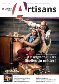 Le Monde des artisans 118 édition nationale