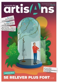 Le Monde des Artisans 136 137 édition nationale
