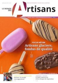 Une du Monde des Artisans 113 Edition nationale