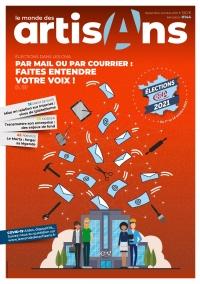 Le Monde des Artisans 144 édition nationale