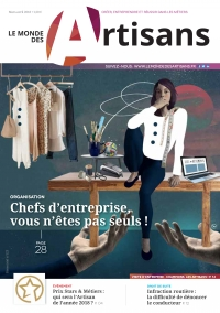 Le Monde des Artisans 123 Edition nationale