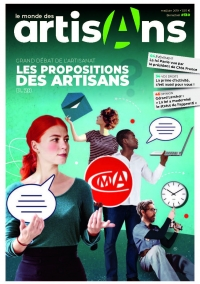 Le Monde des Artisans 130 Edition nationale