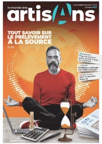 Le Monde des Artisans 127 Edition nationale