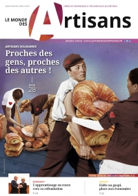 Le Monde des Artisans 122 Edition nationale