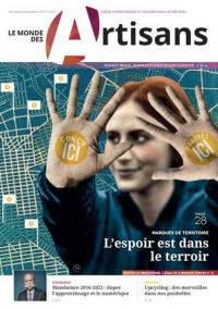 Le Monde des Artisans 121