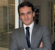 Portrait de Pierre Staub, secrétaire général de la FCVMM