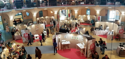 salon Cousu de fil rouge 2018