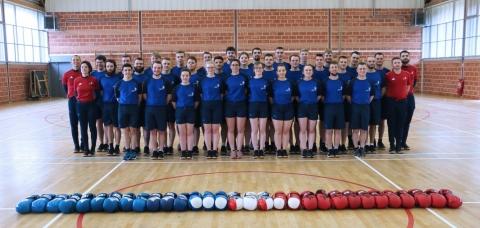 Equipe de France des métiers en lice pour les Euroskills de Graz en 2020