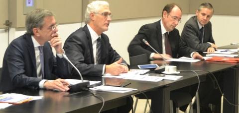 Conférence de presse FCGA / BDF du 18/10/2016