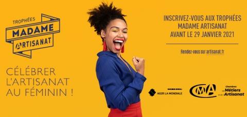 concours Madame Artisanat 2021