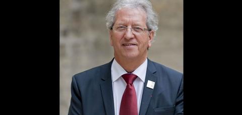 Portrait de Michel Guisembert, président de WorldSkills France et directeur des Chantiers de France.