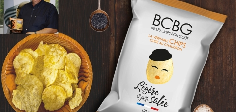 chips BCBG made in France