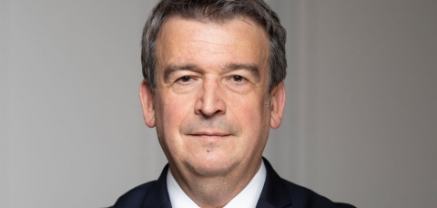 Olivier Salleron, président de la FFB