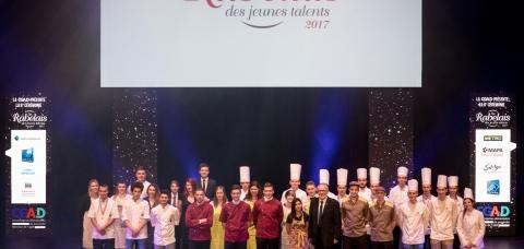 Rabelais des Jeunes Talents 2017