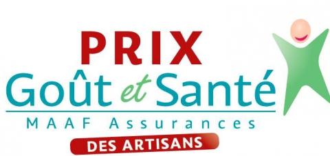 Logo du Prix Goût et Santé 2019