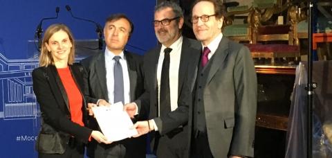 Le député Philippe Huppé remet officiellement son rapport