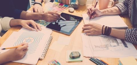 Collaborer avec un designer