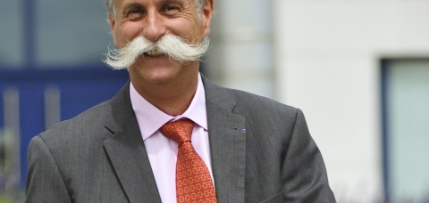 Bernard Stalter, président de l'APCMA