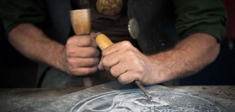 Dossier métiers de l'artisanat