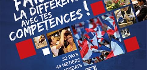 Championnat Abilympics 2016 à Bordeaux