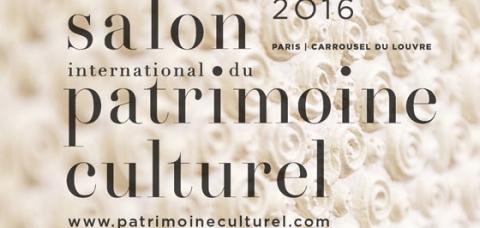 Salon international du Patrimoine culturel 2016
