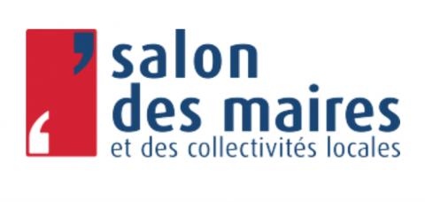 Logo du Salon des maires