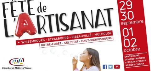 Fête de l'artisanat Alsace 2017