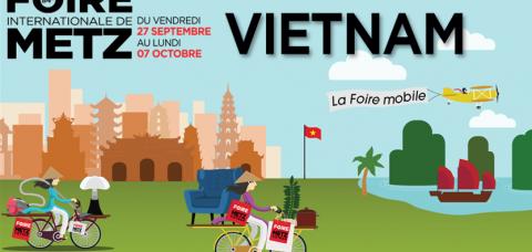 Affiche de la foire de Metz 2019
