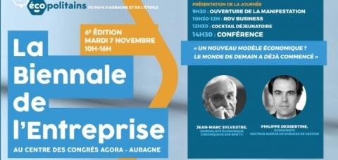 Biennale entreprise Aubagne