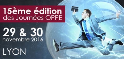 Journées de l'OPPE 2016 à Lyon