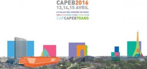 Journées de la Construction Capeb 2016