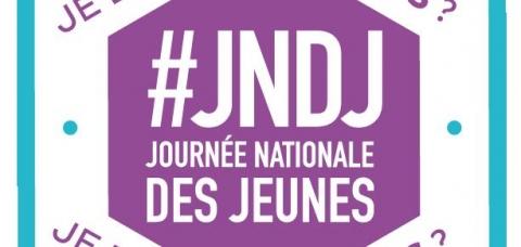 Logo Journée nationale des jeunes